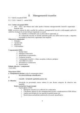 Curs - Auditul Controlului Intern