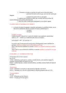 Curs - Chimie Analitica