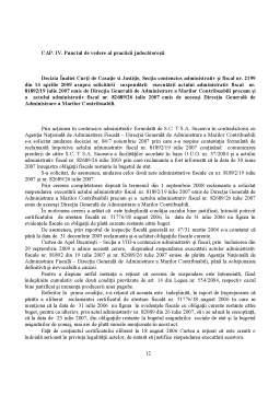 Proiect - Suspendarea Actului Administrativ Atacat