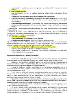 Curs - Cursuri Drept Administrativ