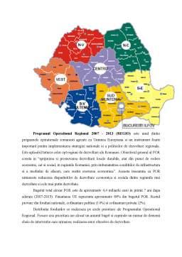 Curs - Integrarea Economica Regionala