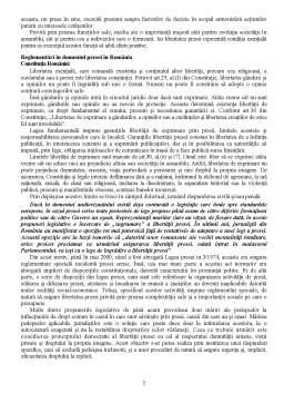 Curs - Regimul Juridic
