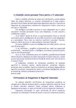 Notiță - Dreptul Afacerilor