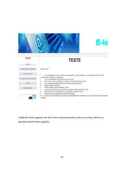 Licență - E-Learning