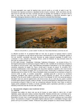 Curs - Reconstrucție Ecologică