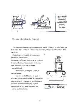 Proiect - Procedee de Prelucrare a Metalelor și Aliajelor - Turnarea