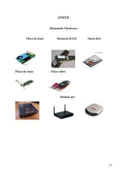 Proiect - Componente de Retea