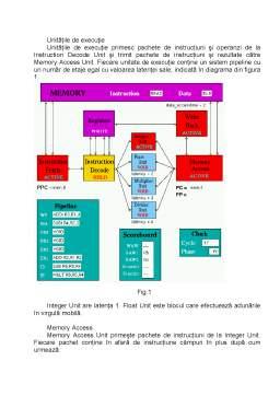 Curs - Structura si Arhitectura Calculatoarelor