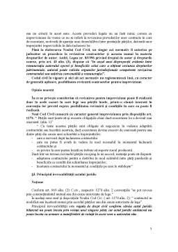 Curs - Efectele Actului Juridic Civil