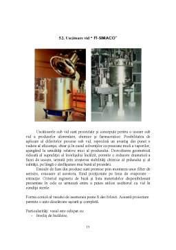Proiect - Tehnologii de Conservare cu Ajutorul Presiunilor Scazute a Condimentelor si Sistemelor Condimentare