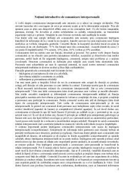 Curs - Tehnici Generale de Primire și de Comunicare Comercială
