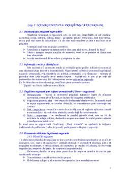 Curs - Negociere Comerciala Internationala