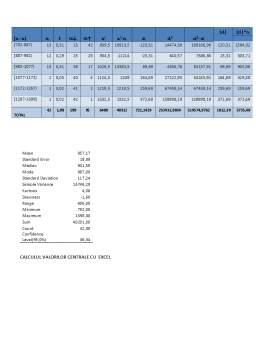Proiect - Analiza Statistica a Castigului Salarial Nominal Mediu Net pe Judete ale Romaniei in Anul 2007