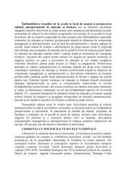 Referat - Dezvoltarea Resurselor Umane, Cresterea Gradului de Ocupare si Combaterea Excluziunii Sociale