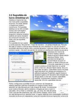 Curs - Introducere în Utilizarea Calculatorului Personal