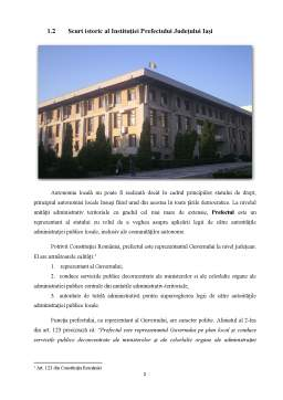 Proiect - Proiect Practica - Institutia Prefectului Judetului Iasi