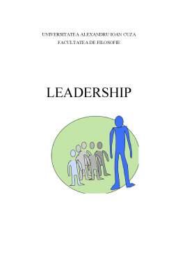 Curs - Leadership