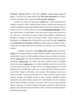 Curs - Opera de Codificare a Imparatului Iustinian