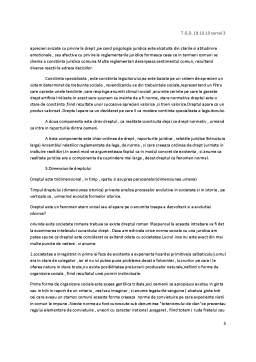 Curs - Teoria Generala a Dreptului