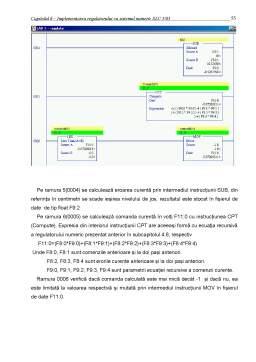 Proiect - Proiect Licienta Reglare de nivel pentru un proces cu două rezervoare cuplate în cascadă utilizând sistemul numeric PLC-SLC 5/05