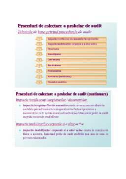Curs - Auditul Financiar