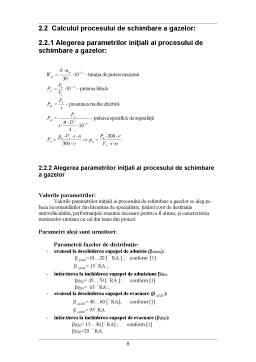 Proiect - PCMAI - Calculul Termic al MAI