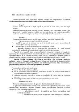 Proiect - Audit Bancar