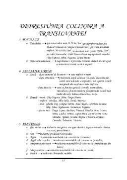 Laborator - Descrierea Tuturor Formelor de Relief din România
