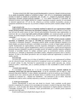 Curs - Legislatia de Mediu Reglementata in Romania
