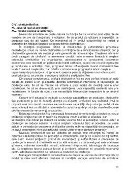 Proiect - Organizarea Contabilitatii de Gestiune in Industria Constructoare de Masini
