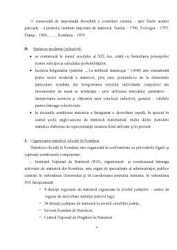 Curs - Statistica Tema nr 1