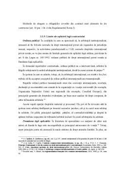 Curs - Dreptul Comertului International - Aspecte Generale