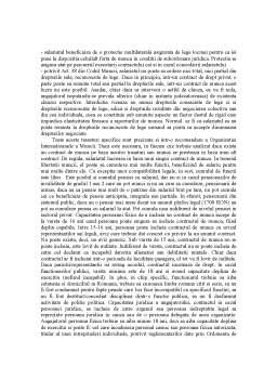 Curs - Izvoarele Internationale ale Dreptului Muncii