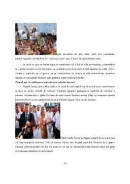 Curs - Rromii - Proiect Drepturile Omului