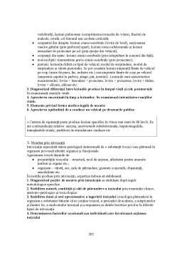 Curs - Introducere in Medicina Legala