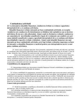 Referat - Standard International de Contabilitate  IAS 1