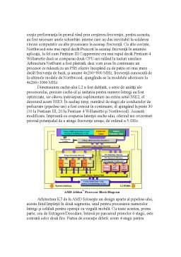 Referat - Comparatie Arhitecturi Pipeline