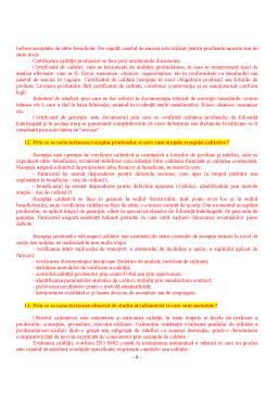 Notiță - Bazele merceologiei - Subiecte Examen