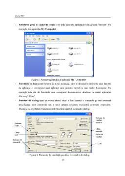 Curs - Tehnologia Informatiei pe Calculator