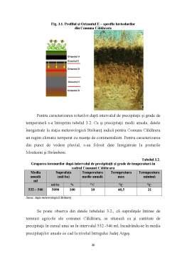 Proiect - Potențialul Agricol al Județului Arges