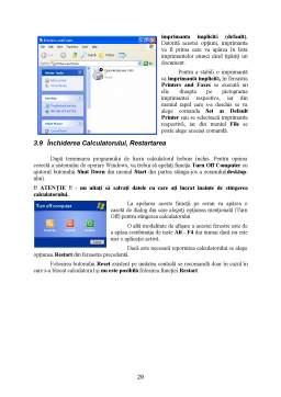 Curs - Tehnica Informatiei si Calculatoare