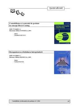 Curs - Contabilitate și Informatică de Gestiune