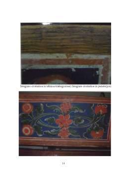 Referat - Integrarea Cromatica in Procesul de Restaurare