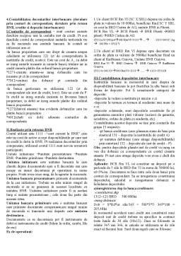 Notiță - Contabilitatea Institutiilor Bancare