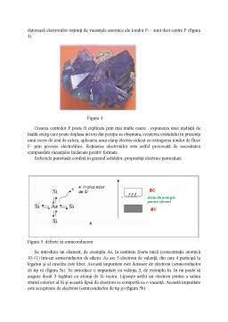 Curs - Defecte în Solidele Cristaline
