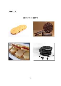 Proiect - Tehnologia de Fabricație a Biscuiților Umpluți