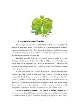 Proiect - Evaluarea Impactului Ecologic