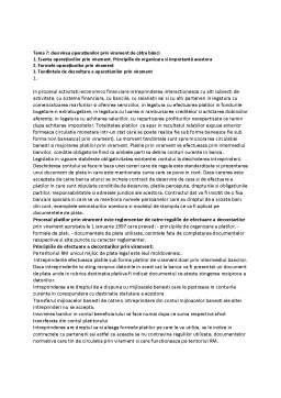 Curs - Bazele Activitatii Bancare