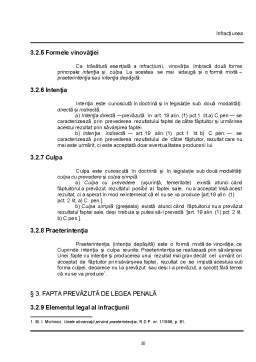 Curs - Elemente de Drept Penal și Procedură Penală