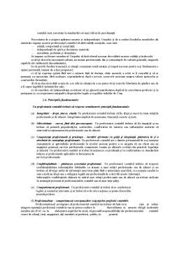 Curs - Doctrină și Deontologie Profesională